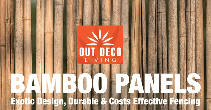 Bamboo Panels are great for Fencing, brings exotic design & costs effective to your home and garden. We are leaders in the Bamboo Fencing business.
