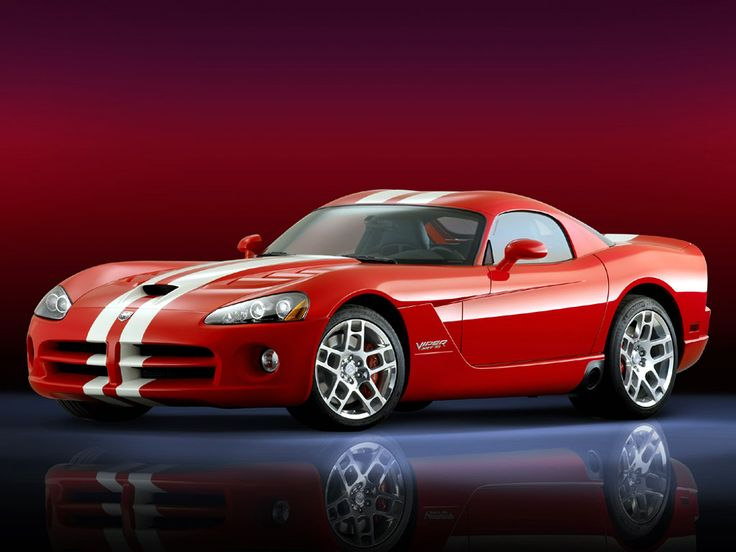 2008 dodge viper srt 10 coupe this is the one i would get