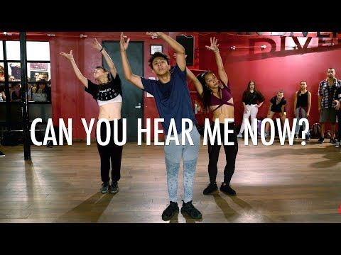 Brandy - Can You Hear Me Now? Choreography by Alexander Chung - Ryan Parma film - YouTube