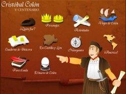 Juego Cristóbal Colón