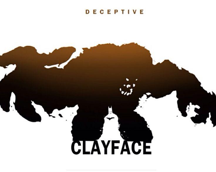 Clayface - Deceptive by Steve Garcia