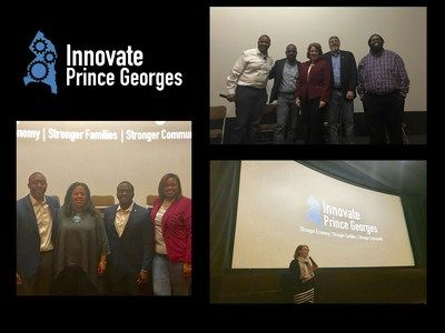 Inncuvate and Prince George s County Social Innovation Fund Partner to Launch Innovate Prince Georges