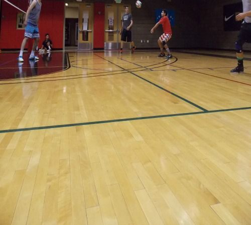 Volleyball Court Size