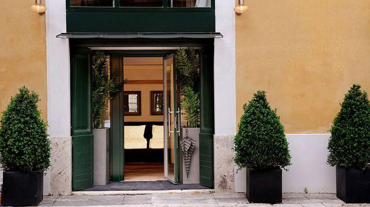 Hotel Margutta 54 Luxury Suites, Rome