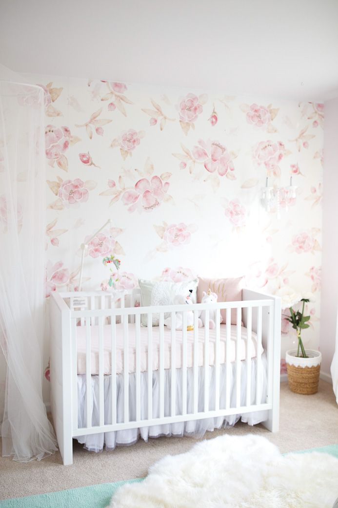 Harlow S Fl Wallpaper Nursery
