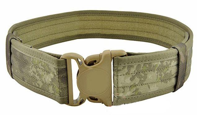 """Kryptek Camo  2"""" Nylon duty Belt Police duty belt"""