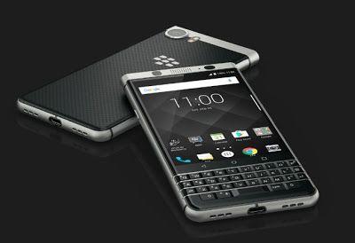 UNIVERSO PARALLELO: Mobile World Congress 2017: BlackBerry KEYone uffi...