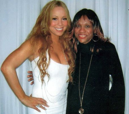 """If it wasn't for Mariah Carey I'd be dead"" 