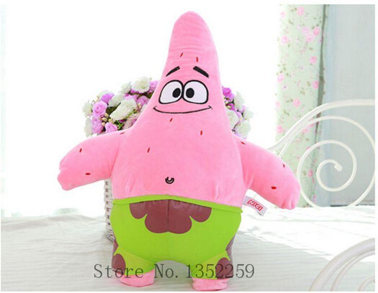 $4.69 (Buy here: https://alitems.com/g/1e8d114494ebda23ff8b16525dc3e8/?i=5&ulp=https%3A%2F%2Fwww.aliexpress.com%2Fitem%2Fplush-toys-Patrick-Star-plush-animal-cartoon-dolls%2F32382698023.html ) plush toys Patrick Star plush animal cartoon dolls christmas gift toys for just $4.69