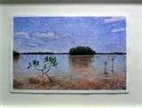 Mangroves of the Florida Keys by John David Hawver. Looking forward to visiting his gallery again this March and adding to our collection of Keys art. : Looking Forward, Looks Forward, Keys Art, The Florida Keys, David Hawver, John David