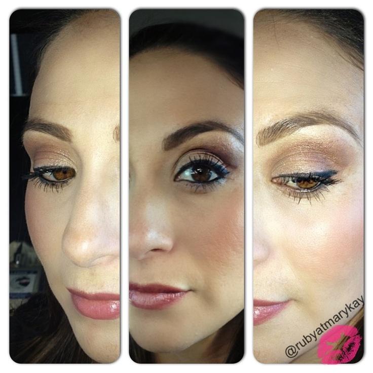 Mary Kay Eyeshadows only 6.50ea!! I used Amber Blaze, Gold
