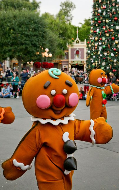 So excited that I'll be spending Christmas in Disneyland this year! Booyah!