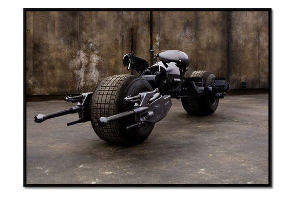 The Batman Bike