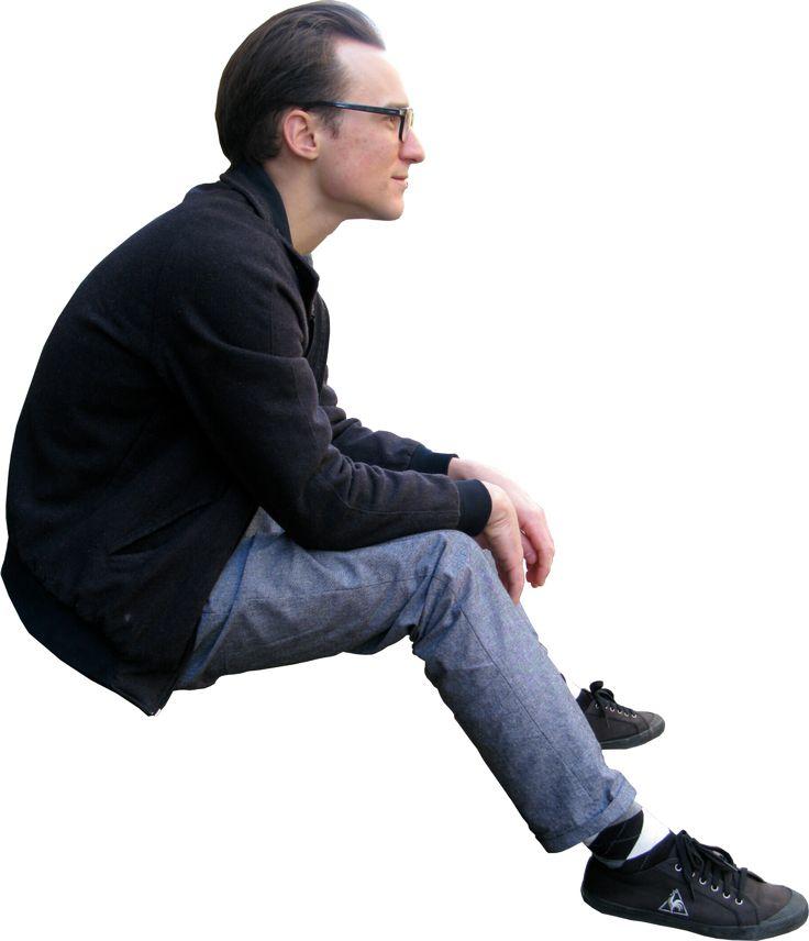 Person Sitting Photos