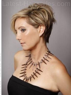 Short Hairstyles: Beautiful Womens