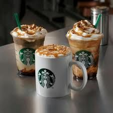 Starbuck's Caramel Macchiato this can be my reward for a 4.0!! @Tia Lappe Bryant
