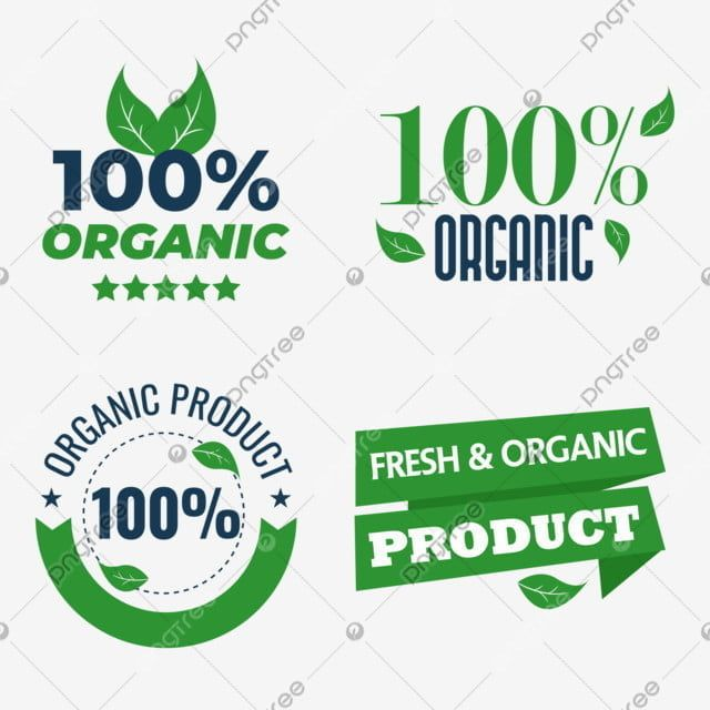 Fresh And Organic Product Label Organic Fresh Food Png And Vector With Transparent Background For Free Download Product Label Labels Organic Labels