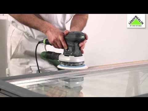 ▶ Come rinnovare porte e finestre in legno - Leroy Merlin - YouTube