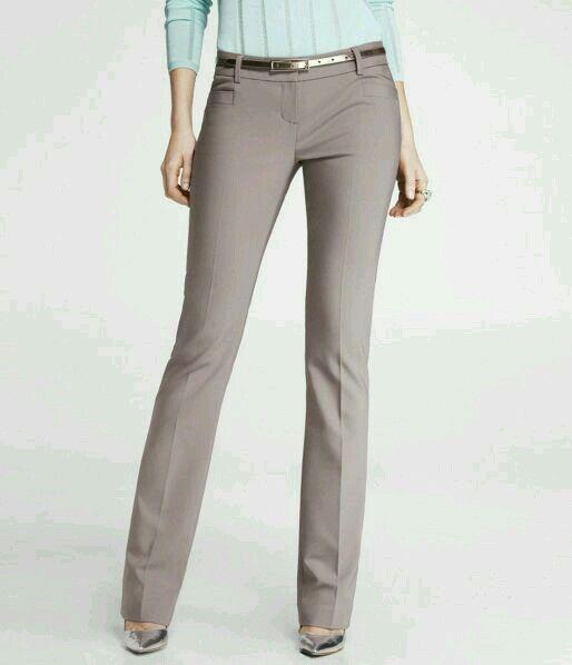 1000 ideas about pantalones vestir mujer on pinterest