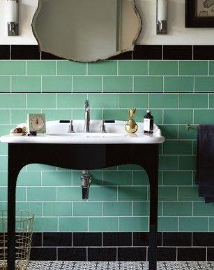 Best 25 1930s bathroom ideas on pinterest 1930s house for Bathroom ideas 1930s semi