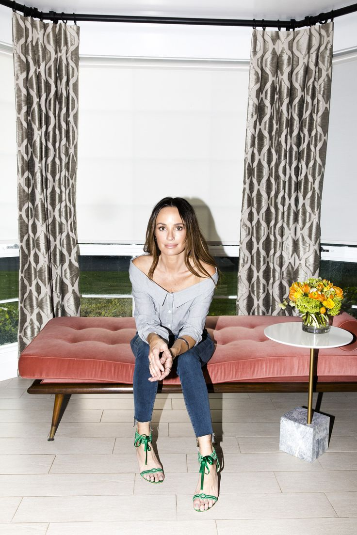 E! TV Host Catt Sadler Shares Her Nighttime Beauty Routine: E! Host Catt Sadler told us all about removing heavy makeup and how she gets TV-ready skin. | Coveteur.com