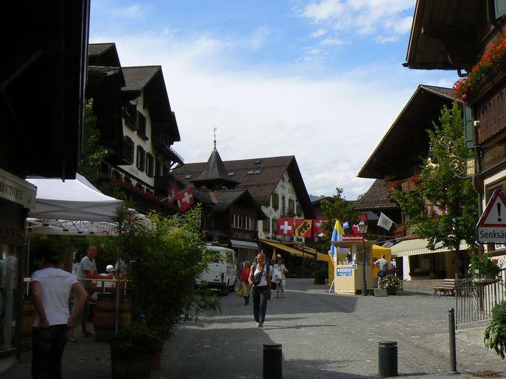 Gstaad (Svizzera)