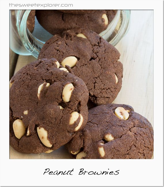 This week it is another Kiwi Classic for you from the Edmonds Cookbook. Peanut…