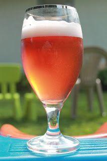 Raspberry Wheat beer recipe