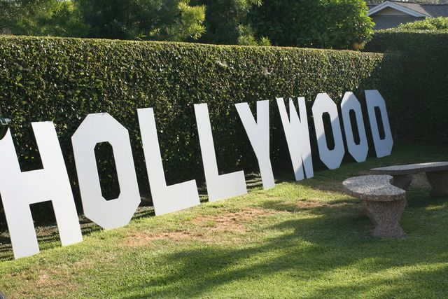 Ideas para Fiesta de Hollywood