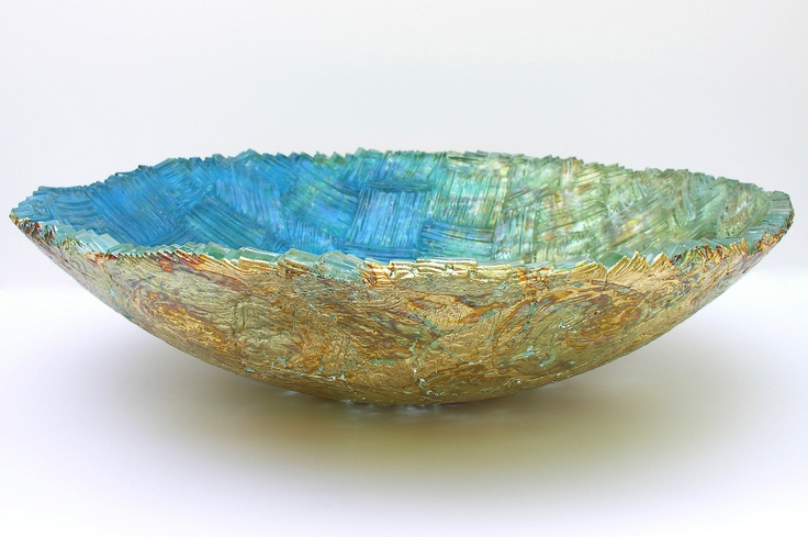 Glass, Mira-Woodworth, Artist (2012 NICHE Award Finalist), Transitions, recycled glass: Glass Art, Recycled Glass, Hannah S Glass, Glass Obsession, 2012 Niche