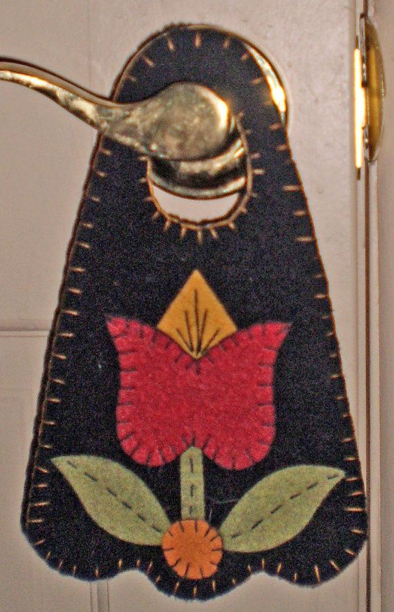 Hey, I found this really awesome Etsy listing at https://www.etsy.com/listing/184516418/oley-valley-primitives-tulip-penny-rug