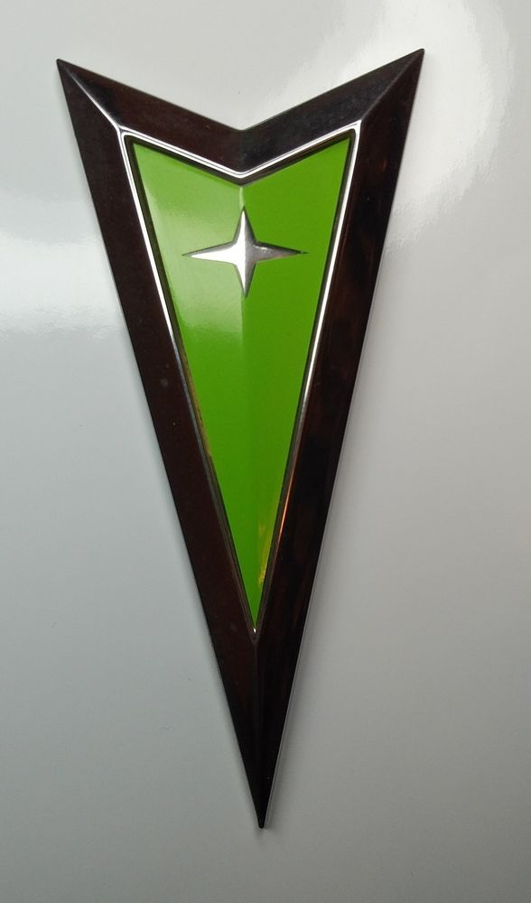 Pontiac G6 2005 2010 GT GTP GXP REAR Emblem Logo OVERLAY Vinyl Decal Pick Color #BMExpressions
