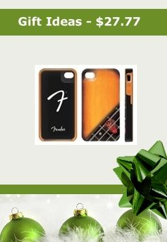 You use it everyday - Protect your iPhone4 in style - check out this brand new Fender iPhone4 Protective Case. If features a wood grain hard gloss finish. It will protect your phone form the bumps, drops scratches that life throws at it .... and with the Fender Brand -... how cool is that! Order one as a gift and one for yourself!! Only $27.77 each.