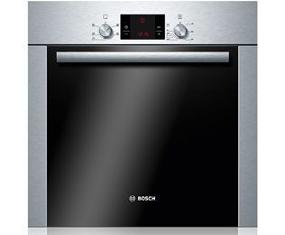 349 with 30 cash back.   Bosch Single Ovens in Stainless Steel - ao.com