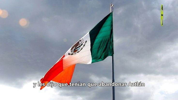 Bandera de México.  Símbolo que representa nuestra Nación e Independencia.  Centro de Estudios para el Sentido de Vida S.C. www.sentidodevida.mx