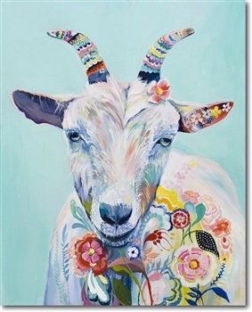 Magical Goat StarlaMichelle