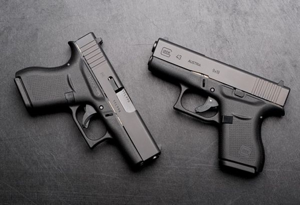 132 best images about Glock 43 on Pinterest | Pistols, EDC ...