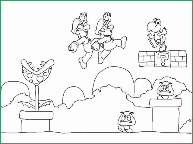 27 Elegant Photo Of Super Mario Bros Coloring Pages Super Mario