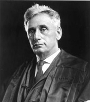 louis brandeis - Supreme Court Justice. The Brandies School of Law at the University of Louisville is named after him.