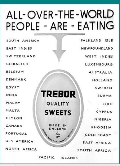 trebour sweets
