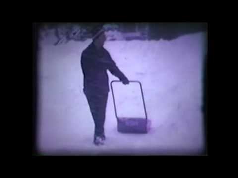 La tempête du siècle au Québec (Canada) 4 mars 1971 - YouTube