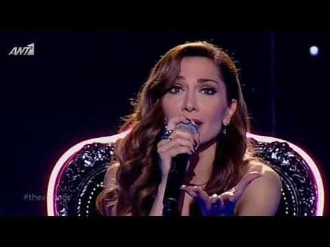 "The Voice of Greece | Δέσποινα Βανδή - ""Καλημέρα"" #exclusive 