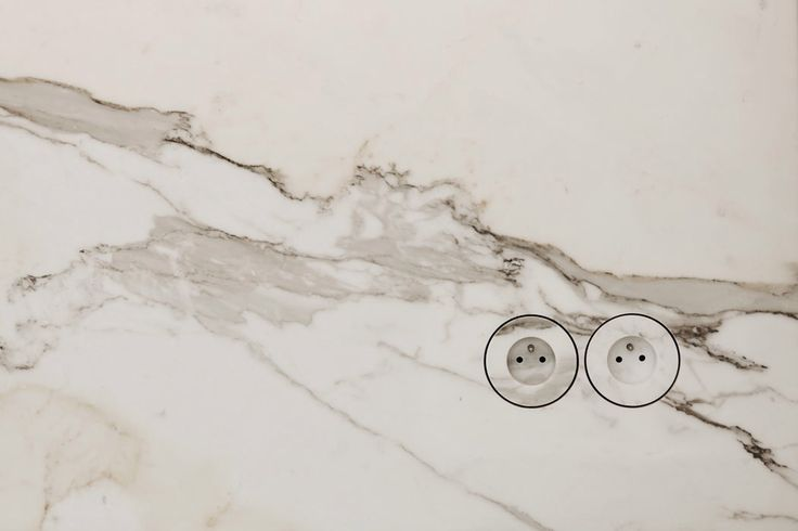 Obumex - marble integrated outlets