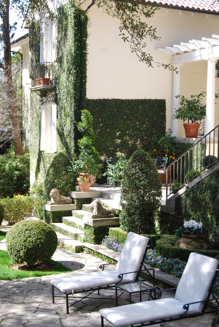 236 Best Lusting For These Exteriors Images On Pinterest | Gardens,  Landscaping And Formal Gardens