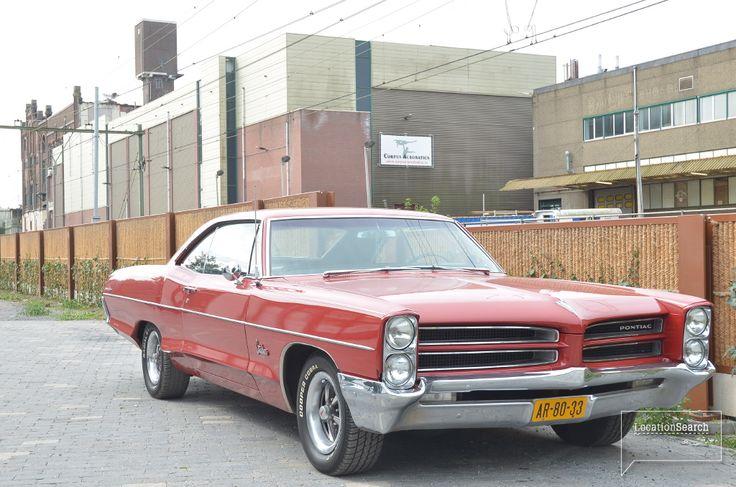 Pontiac voor fabriek