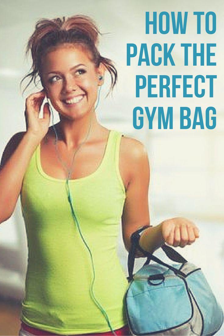 Best 20+ Gym Bag Essentials ideas on Pinterest | Gym