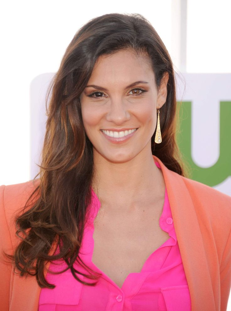 Daniela Ruah who plays a kick ass NCIS agent Kensi Blye on NCIS LA