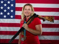 Top American Olympic shooter Kim Rhode attacks gun control laws