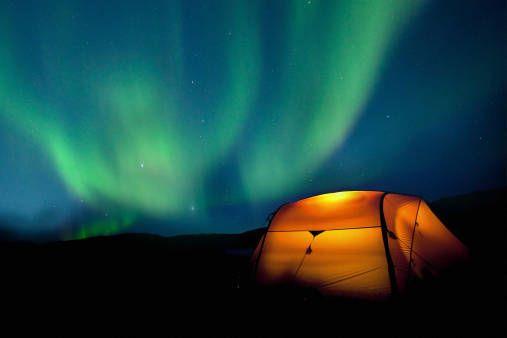 Campeggio selvaggio, i migliori posti per campeggiare
