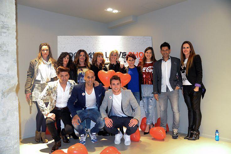 Arco Wellness Factory colabora con la presentación de la nueva tienda on line Rock and Love Shop.